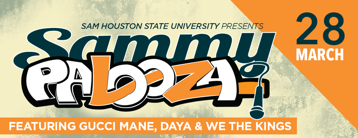 Sammypalooza 2017 featuring GUCCI MANE, DAYA, AND WE THE KINGS on March 28